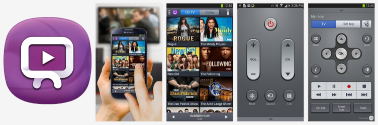 Watch Tv With Samsung S Watchon App Virtual Grub True Passion For Technology